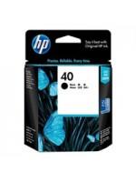 หมึกพิมพ์สีดำใช้กับเครื่องพิมพ์อิ๊งค์รุ่น HP Deskjet 1200c, 1200cps and HP Designjet 200, 220, 230, 250c, 330, 350c, 430, 450c, 455ca, 488ca, 650c, 650c/51640AA