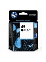 หมึก HP Inkjet Cartridge 45A Black/ 51645AA