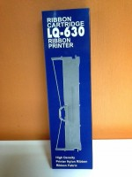 ผ้าหมึก EPSON LQ 630 กล่องน้ำเงิน